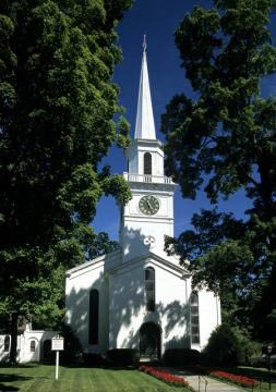 First Presbyterian Church 1800 ... Cooperstown, NY