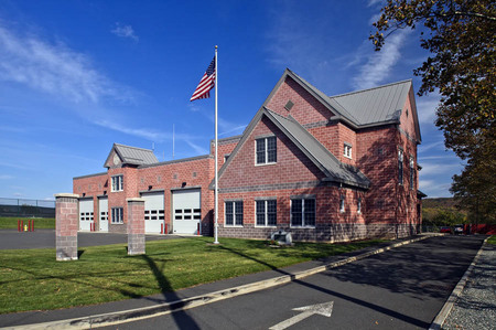 Orangeburg Fire District ... Orangeburgh, N.Y.