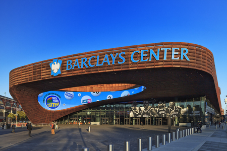Barclays Center ... Brooklyn, N.Y.