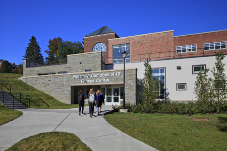 Campbell Fitness Center / Hartwick College ... Oneonta, NY