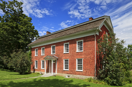 General Nicholas Herkimer Home 1764 ... Little Falls, NY