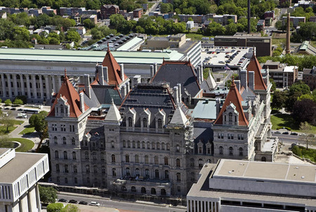 New York State Capitol ...  Albany, N.Y.