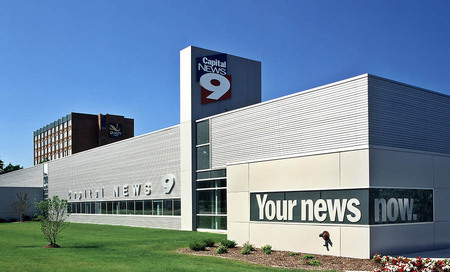 Channel 9 News ...  Albany, N.Y.